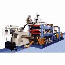 FWM - 700 (Programmable Foil Winding Machine)