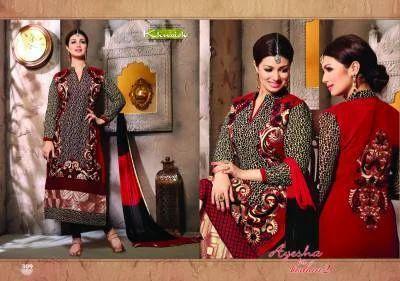 cefd6b3dc3 Designer Ladies Cotton Suits at Rs 1500 /piece(s) | Cotton Salwar ...