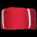 Red Hdpe Mono Rope