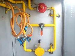 LPG Manifold System Installation