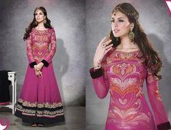 Chiffon Indian Designer Suits