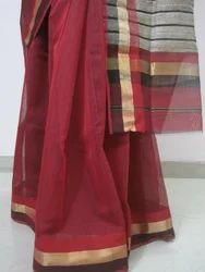 Maheshwar Silk Saree