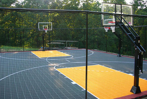 Basketball Court Fence View Specifications Amp Details Of