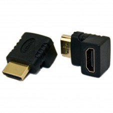 Right Angle HDMI Cable Adapter Converter