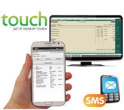 Touch- Android Mobile Order Taking