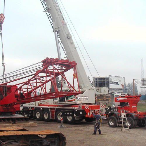 Crane Rental, Material Lifting Crane Services in Bengaluru