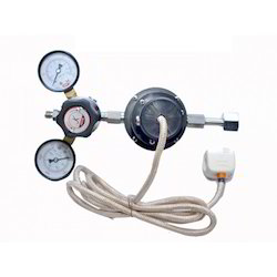 N2O & CO2 Gas Regulator with Heater