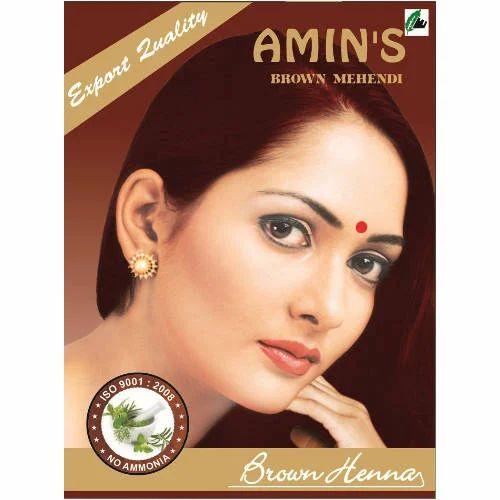Hair Color Amin S Kali Mehndi Henna Natural Black Manufacturer From Chennai