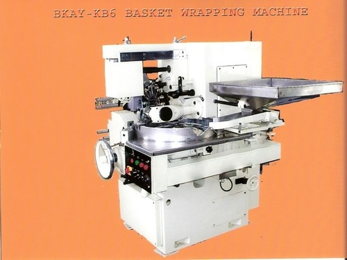 Single Twist Candy Wrapping Machine