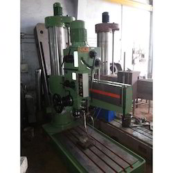Geared Radial Drill