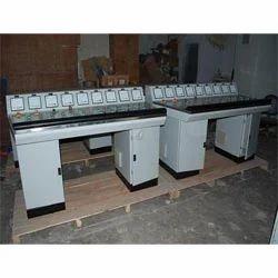 Main Control Desks