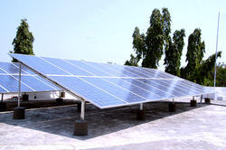 Solar Off Grid Power Plant- 1KW