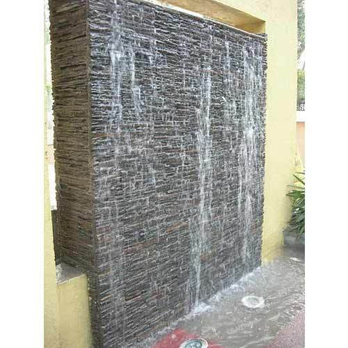 Slate Waterfall Wall Cladding Tiles Choice Stone Craft