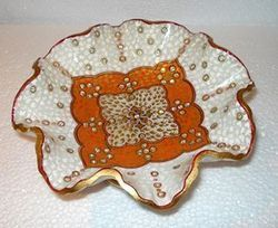 Marble Handicrafts Plate