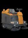 Durasweep 115 Ride On Sweeper (Battery & Diesel)
