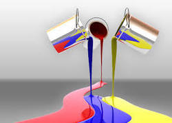 Water Based Industrial Paint