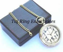 Nautical Pocket Watch