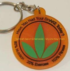 Silicone Key Chain