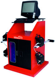 Truck Wheel Alignment Machines