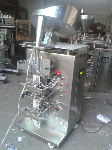 Pouch Packing Machines - Tablet, Betel Nuts In Zipper Sachet Packaging Machine Manufacturer from ...