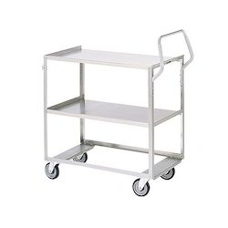 Platform Trollies - Caster Wheels Platform Trolley Manufacturer from