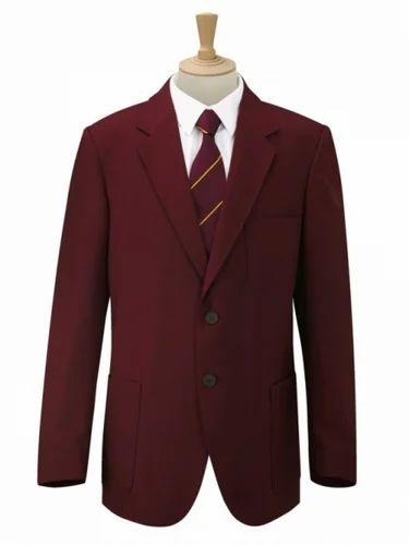 6f79a909d Boys Cotton School Blazer, Rs 950 /piece, R. K. Sons | ID: 9913987173
