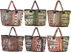Vintage Patchwork Handbags