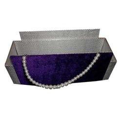 Purple Designer Basket