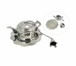 Tea Infuser of Large Size in Kettle Shape
