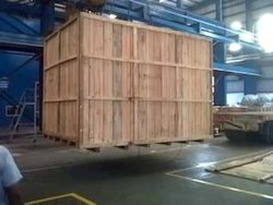 Heavy Engineering Wooden Box