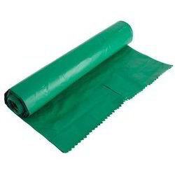 Green Color Polythene Sheet