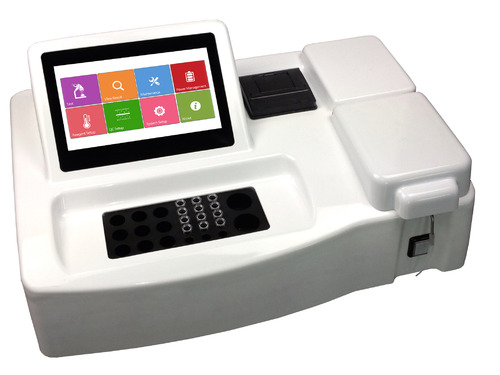 SB 501 Plus Semi Automatic Biochemistry Analyzer