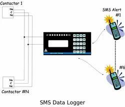 SMS Data Logger