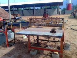 Wire Cut Brick Making Machine