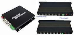 Fibre Optic Transmitter and Receivers