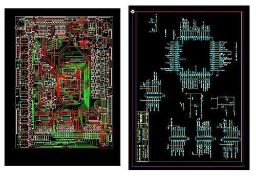 PCB Schematic & Artwork Layout Design in Bhusari Colony, Pune ...