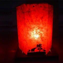 Hexa Motif Lamps