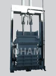 Hydraulic Baling Press Box Lifting Type for Cotton