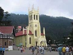 Shimla Package: 2 Nights/3 Days