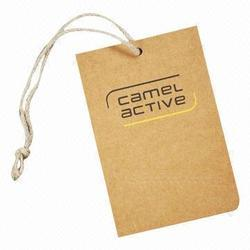 Paper Hang Tag Manufacturers, Suppliers & Exporters