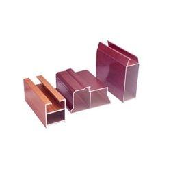 Construction Aluminum Section