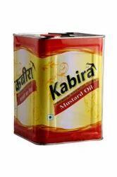 15 Liter Kachi Ghani Mustard Oil