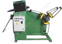1000 Kgs Compact Type Decoiler Cum Straightener