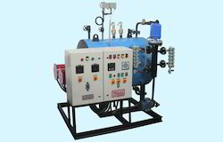 Ross Stainless Steel Electric Operated Steam Boilers