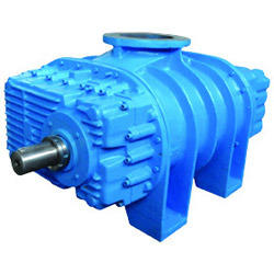 Ductile Iron Rotary Gas Blower And Sliding Vane Compressors
