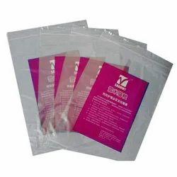 LDPE Zip Bags in Delhi, एलडीपीई ज़िप बैग, दिल्ली, Delhi ...