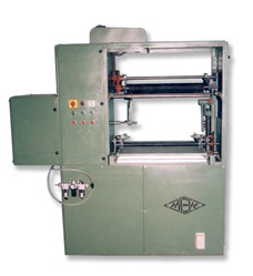 Paper Tube Labeling Machine