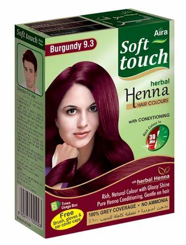 73ec010e4 Burgundy Henna Dyes, Pack Size: 10 gm, Agarwal Herbal Products | ID ...