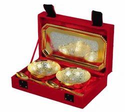 Wedding Gifts Brass Bowl Set