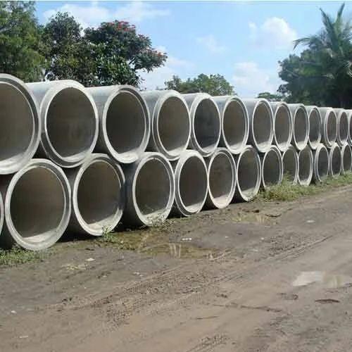 Concrete Pipe - 6m Concrete Pipe Manufacturer from Pune
